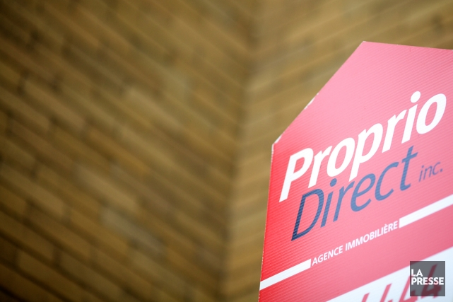 En moyenne, les Canadiens s'attendent à avoir remboursé leur prêt hypothécaire... (PHOTO SARAH MONGEAU-BIRKETT, LA PRESSE)