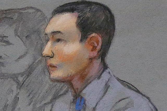 Azamat Tazhayakov est la première personne reconnue coupable... (Photo Jane Flavell Collins, archives Associated Press)