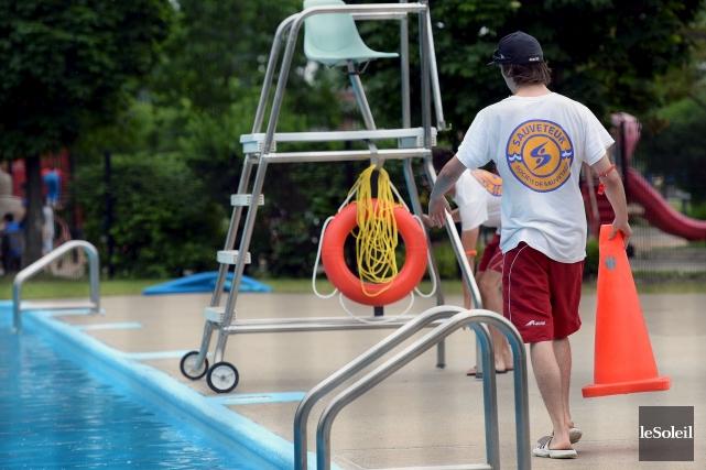 Mort du baigneur secouru dans une piscine publique de for Marchand de piscine