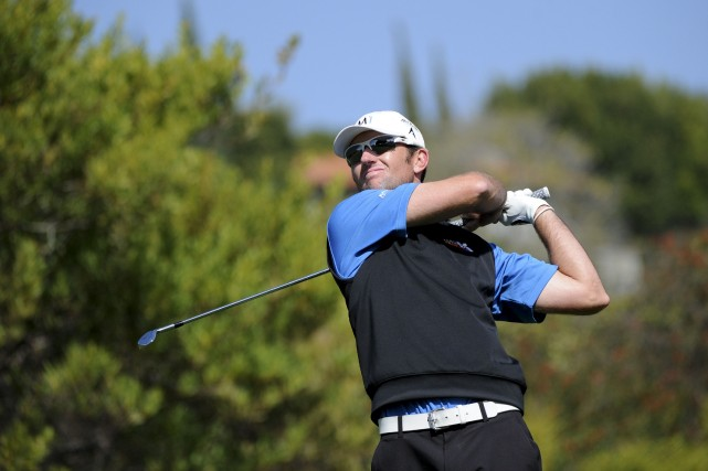 Jason Allred, un golfeur de l'Oregon, fait partie... (Photo archives USA Today Sports)