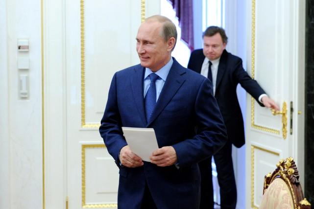 «La Russie fera tout ce qui est en... (PHOTO MIKHAIL KLIMENTYEV, AFP)