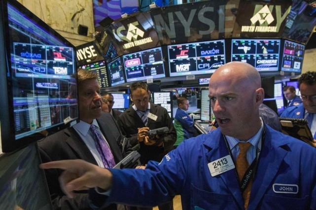 Les investisseurs américains reléguaient pour l'instant au second... (PHOTO BRENDAN MCDERMID, REUTERS)