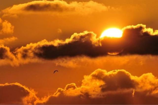 Un météorologue fédéral américain prédit maintenant que l'année... (PHOTO ARCHIVES AGENCE FRANCE-PRESSE)