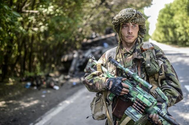La guerre en Ukraine rapproche un peu plus... (Photo Bulent Kilic, Agence France-Presse)
