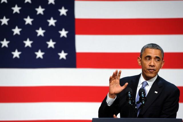Pour les démocrates, l'enjeu des législatives de novembre... (Photo: AFP)