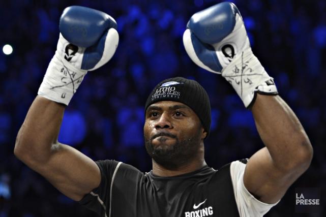 Jean Pascal est de nouveau joueur autonome. Le boxeur québécois a rompu les... (Photo: Bernard Brault, archives La Presse)