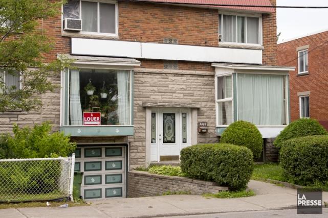 La résidence Fleury C.L. hébergeait sept personnes âgées... (PHOTO ALAIN ROBERGE, LA PRESSE)