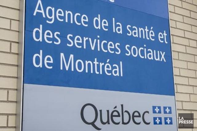 Les bureaux de l'Agence de la santé et... (Photo Olivier Pontbriand, La Presse)