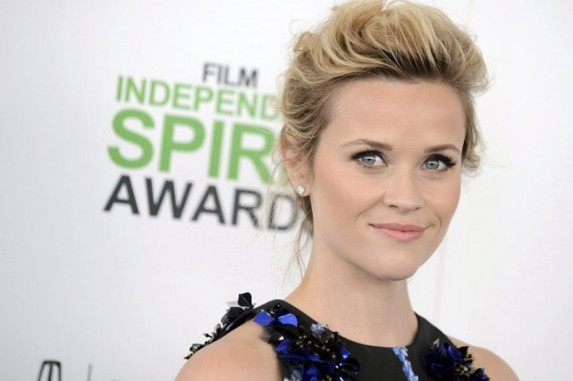 Une comédienne, deux réalisateurs; Reese Witherspoon tient la... (Photo: archives La Presse Canadienne)