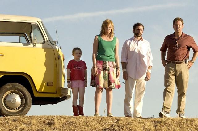 Abigail Breslin, Toni Collette, Steve Carell et Greg... (Photo: fournie par Fox Searchlight)