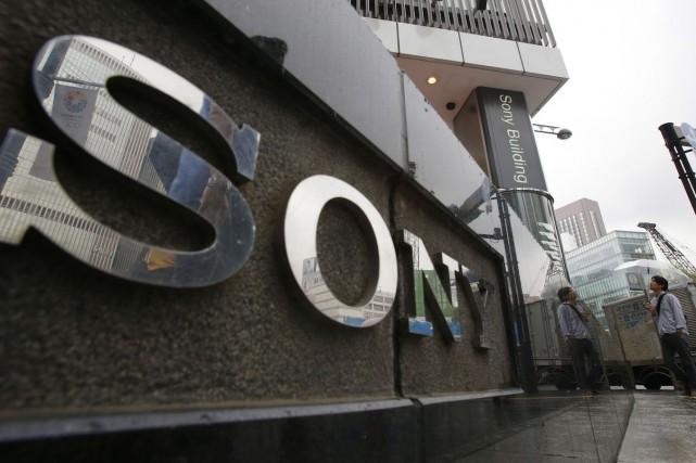 Sony, ancré dans le rouge, est forcé de... (Photo Shizuo Kambayashi, archives AP)