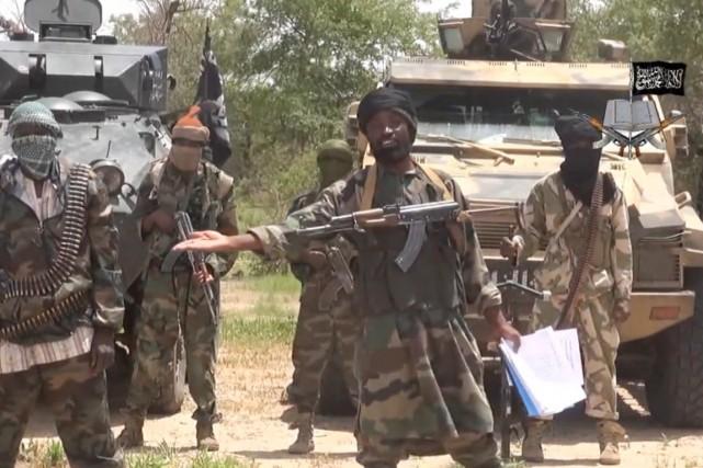 L'insurrection sanglante de Boko Harama fait plus de... (IMAGE ARCHIVES AFP/BOKO HARAM)