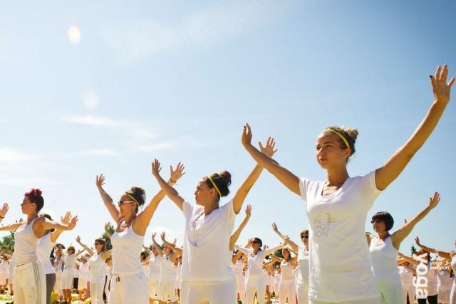 L'an dernier, le Lolë White Tour s'est tenu... (Photo tirée du site Lolë)