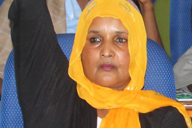Sado Ali Warsame était une chanteuse et parolière... (PHOTO FARAH ABDI WARSAMEH, ARCHIVES AP)