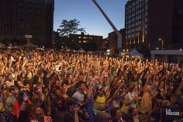 Du 8 au 20 juillet, les 28es Nuits d'Afrique ont présenté une centaine de... (Photo: fournie par le Festival Nuits d'Afrique)