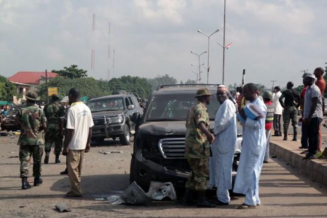 Ces deux attentats n'ont pas été revendiqués par... (Photo: AFP)