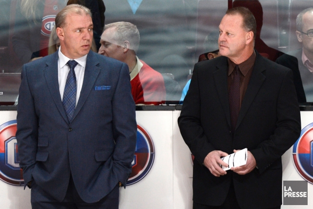 À la suite du départ de Gerard Gallant... (Photo Bernard Brault, archives La Presse)
