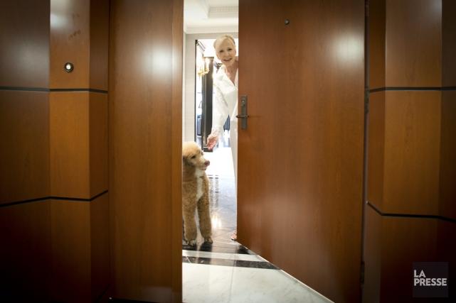 JJ Jacobs n'éprouve aucun problème à habiter en... (Photo Olivier Jean, La Presse)