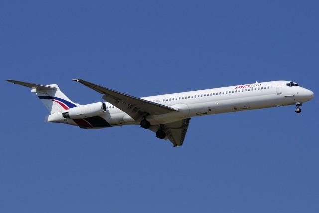 Un appareil MD-83 (photo) d'Air Algérie s'est écrasé...