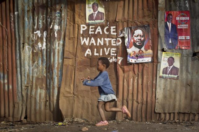 Le PNUD estime que près de 1,5 milliard... (PHOTO BEN CURTIS, ARCHIVES AP)