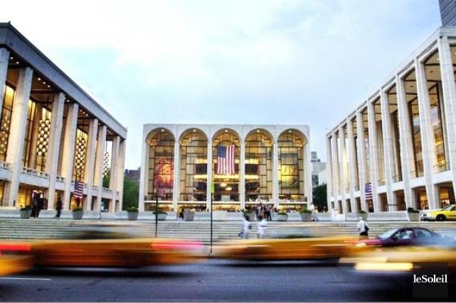 Le Metropolitan Opera de New York... (Photo: archives Le Soleil)