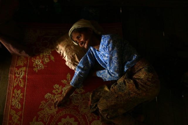 L'État Rakhine a été secoué depuis 2012 par... (Photo Soe Zeya Tun, Reuters)