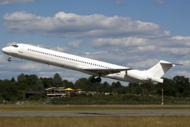 L'avion d'Air Algérie, un McDonnell Douglas MD-83, avait... (Photo Reuters)