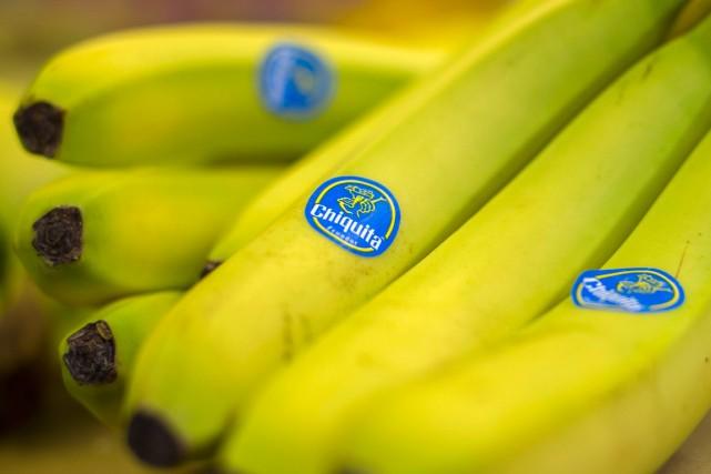 Chiquita explique avoir cédé aux tentatives d'extorsion des... (Photo David Paul Morris, archives Bloomberg)