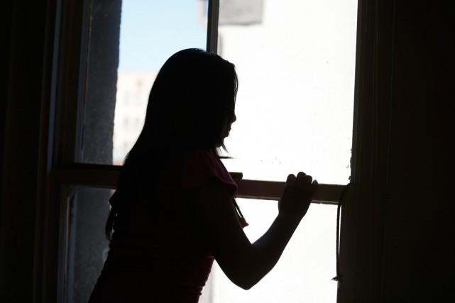 La pauvreté continue d'être la cause principale d'émigration... (Photo Lucy Nicholson, Reuters)