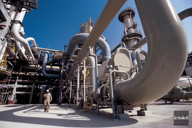 Le pétrole des sables bitumineux est souvent accusé... (Photothèque Le Soleil)