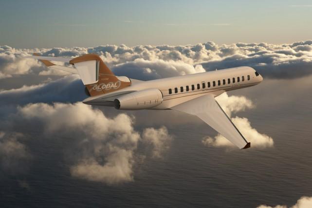Global7000 Aéronautique Espace vivable inégalé. Technologies plus vertes.... (PHOTO FOURNIE PAR BOMBARDIER)