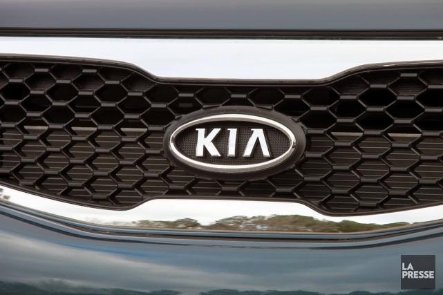 La popularité de la nouvelle gamme Kia à... (PHOTO ARCHIVES LA PRESSE)
