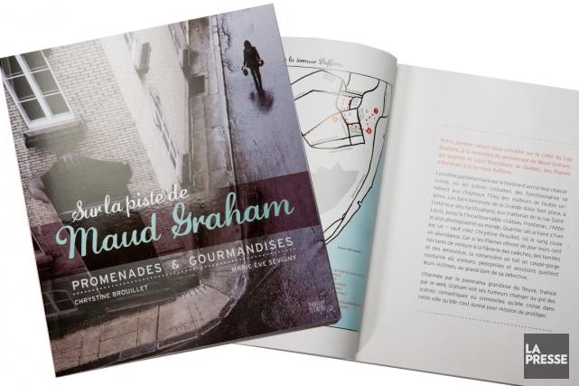 Maud Graham a usé bien des souliers en arpentant Québec (et parfois Montréal,... (PHOTO MARCO CAMPANOZZI, LA PRESSE)