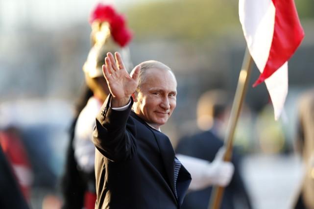 Vladimir Poutine est le nouvel ennemi public numéro... (PHOTO UESLEI MARCELLINO, ARCHIVES REUTERS)