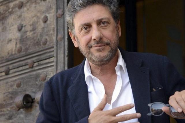 L'acteur et cinéaste italien Sergio CastellittoSergio Castellitto présidera... (Photo fournie par le FFM)