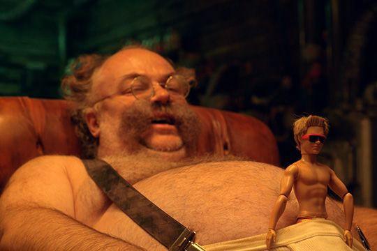 Dans Extreme Pinocchio, film fou, fou, fou de... (Photo: fournie par le Festival Fantasia)