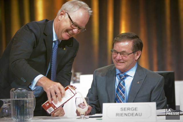 Avec ses récentes acquisitions, Agropur devient un des... (Photo archives La Presse)
