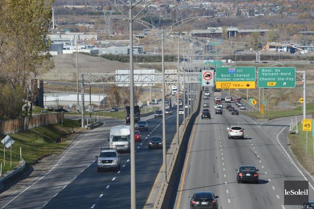 Le ministère des Transports du Québec (MTQ) annonce... (Photothèque Le Soleil, Patrice Laroche)