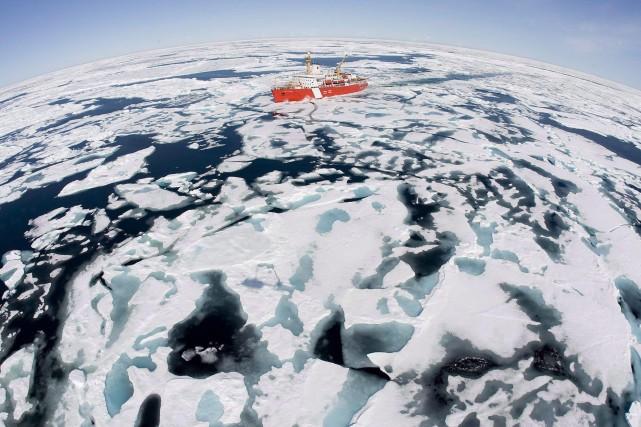 Une nouvelle recherche suggère que tout type de déversement de pétrole... (Photo archives La Presse Canadienne)