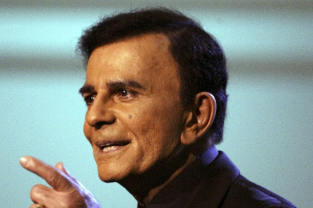 Casey Kasem en 2005... (Photo archives Reuters)