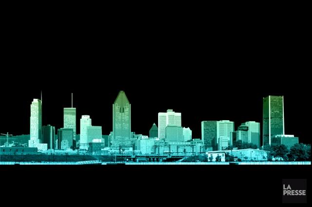 Le fait est peu connu, mais Montréal a une faune urbaine incroyablement riche -... (INFOGRAPHIE LA PRESSE)