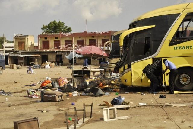 Boko Haram a intensifié ces dernières semaines le... (PHOTO ARCHIVES REUTERS/STRINGER)