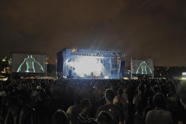 Pour sa 22eédition, le festival Divers/Cité revientsur le quai... (Photo fournie par Divers/Cité)