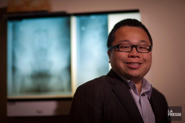 Winston Chan, l'un des membres du comité exécutif... (PHOTO ANDRÉ PICHETTE, ARCHIVES LA PRESSE)