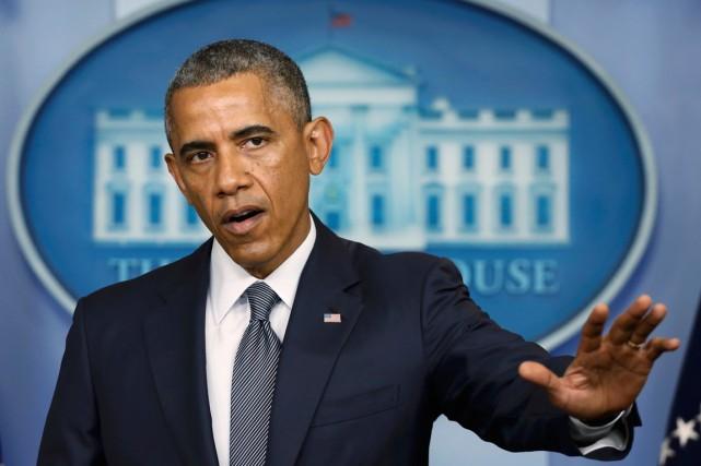 Le président américain Barack Obama a souligné «l'inquiétude... (Photo Larry Downing, archives Reuters)