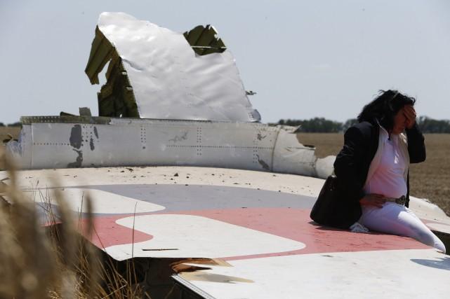 L'étude des boîtes noires du Boeing malaisien abattu dans l'est de l'Ukraine a... (Photo SERGEI KARPUKHIN, REUTERS)