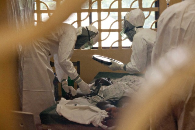 D'après l'Organisation mondiale de la Santé (OMS), à... (Photo REUTERS)