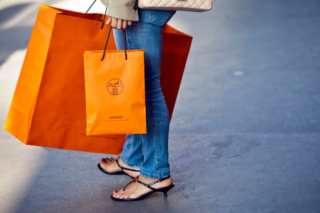 Bien que des chaînes de magasins à grande surface comme Target aient peiné à... (Photo archives Bloomberg)