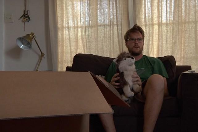 Creep, premier long métrage de Patrick Brice, a fait grand bruit à South by... (Photo: fournie par le Festival Fantasia)