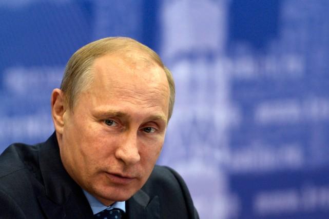 «Malgré les nombreux appels adressés au président Poutine,... (PHOTO ARCHIVES ASSOCIATED PRESS)